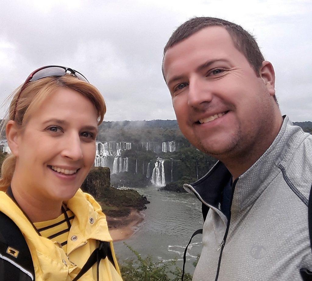 Hi! We are Kerri and Chris